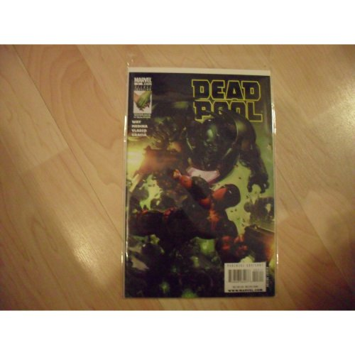 Deadpool 2008 #3 Comic