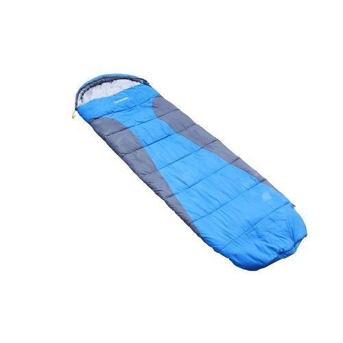 Regatta 2 Season Hilo 200 Single Mummy Sleeping Bag - Blue
