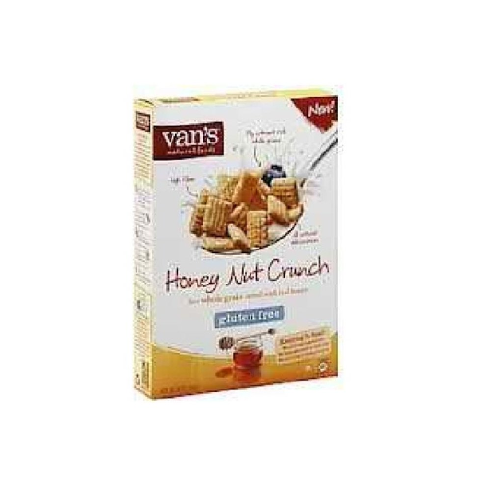 b71666aaea Vans International Foods BG19300 Vans International Foods Honey Nut Crunch  Crl - 6x11OZ on OnBuy