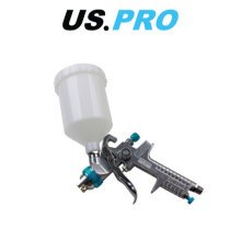 US PRO Gravity Feed HVLP Spray Gun 1.4 Nozzle 600mm Cup 8769