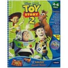 VTech - V.Smile Smart Book-Toy Story 2