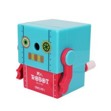 Pencil Sharpener, Quiet for Office, Home and School,Robot