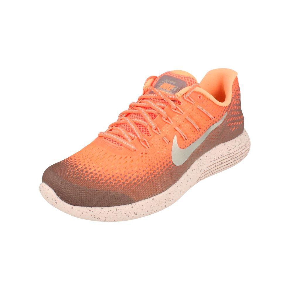 2912205e3bef6 Nike Womens Lunarglide 8 Shield Womens Running Trainers 849569 Sneakers  Shoes ...