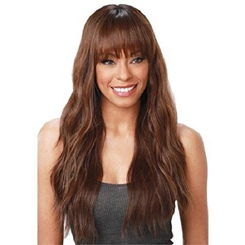 Model Model Equal Premium Synthetic Wig Brazilia (1B)