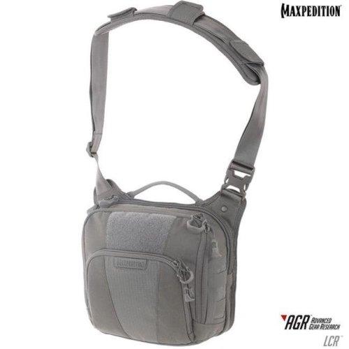 Maxpedition LCRGRY Lochspyr Bag, Gray