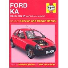 Ford Ka Service and Repair Manual (Haynes Service and Repair Manuals)