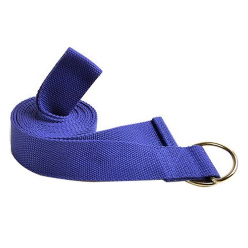 Durable Stretching Band Yoga Strap Exercise Band Fitness Equipment,BLUE