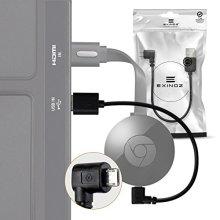 Designed to Power Your Google Chromecast HDMI Streaming Media Player