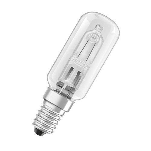 Osram 64862 T ECO 60 W Halogen Bulb, Warm White
