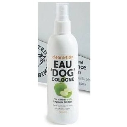Sharples & Grant Clean 'N' Tidy Eau Dog Cologne Apple, 125ml