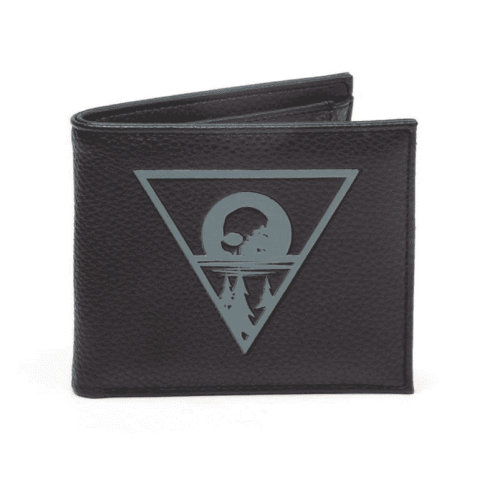 Days Gone Bifold Wallet with Debossing