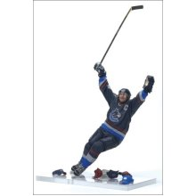 McFarlane Toys NHL Sports Picks Series 14 Action Figure Markus Naslund 2 (Vancouver Canucks) Blue Jersey