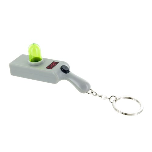 Portal Gun Keyring Light