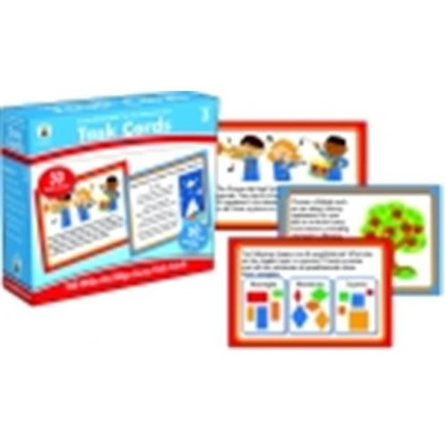 Center Solutions For The Common Core Task Cards, Grade 3