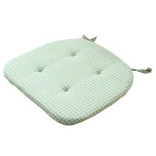 Sponge Tatami Mats Office Cushions Dining Cushions Chair Mat-Green