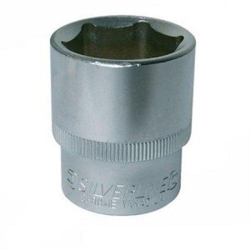 """Diy Tool Steel Silverline Socket 1//2/"""" Drive 6pt Imperial 3//4/"""""""