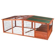 Natura Animal Outdoor Rabbit Run Xl, 240 × 79 × 116cm -