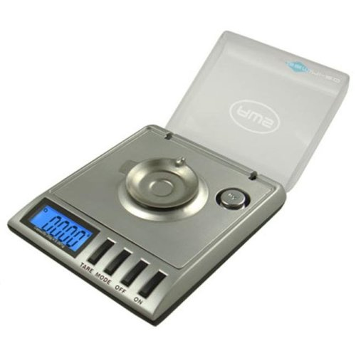 American Weigh Scales GEMINI-20 Portable Milligram Scale 20g x 0.001g