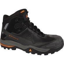 Delta Plus TW400 Non-metallic Hiker Safety Work Boots Black (Sizes 7-12)
