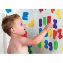 Munchkin Bath Toy Letters and Numbers