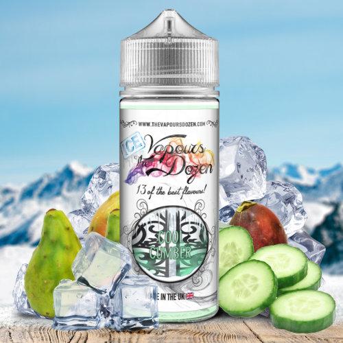 Vape Oil E-Liquid Juice 70VG/30PG 50ML ICE Range 0mg Nicotine Short Fill