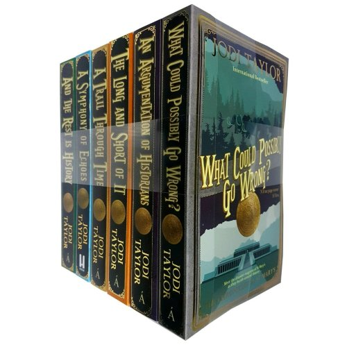 Jodi Taylor The Chronicles of St. Mary's Series 6 Books Collection Set