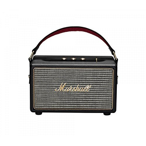 Marshall Lifestyle Bluetooth Speakers Kilburn Black Portable Speaker