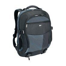 Targus Atmosphere XL Laptop Computer Backpack fits 17-18Inch laptops, Black/Blue