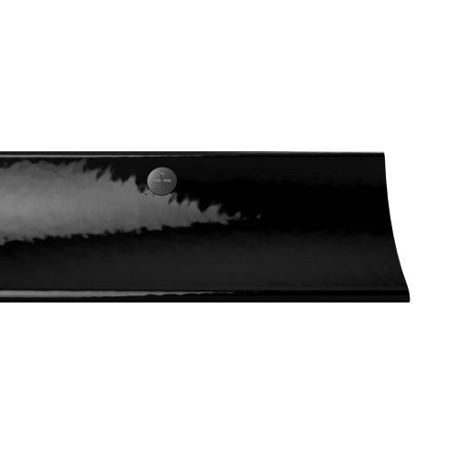 "STORMGUARD 07SR0130914BL 32mm RAIN Deflector Weather BAR 914MM (3'0"") Black"