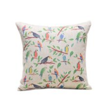 Lovely Various Birds Pattern Home Furnishing Pillow / Cushion