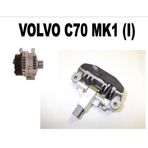 VOLVO C70 MK1 (I) 2.0 2.3 COUPE 1997 1998 - 2002 NEW ALTERNATOR REGULATOR