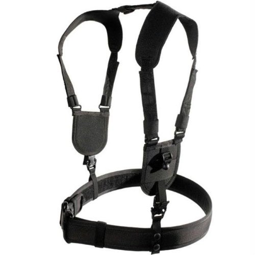 Blackhawk Ergonomic Duty Belt Harness Black L - 2XL