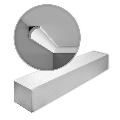 1 Box 80 pieces Cornices Mouldings 160 m Orac Decor CB520 BASIXX