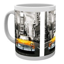 New York Taxi No 1 Mug