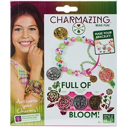 Wooky Entertainment 947 Full Of Bloom! Bead Fun! Bracelet Kit