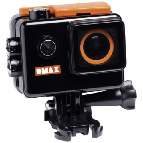 DMAX Action Cam 4K WiFi