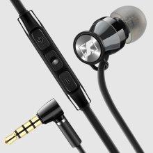 Sennheiser Momentum 2 InEar Black Headphones for Android
