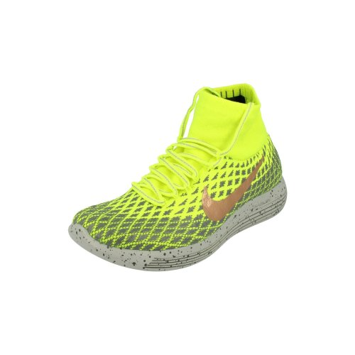 official photos 76089 94d37 Nike Lunarepic Flyknit Shield Mens Running Trainers 849664 Sneakers Shoes