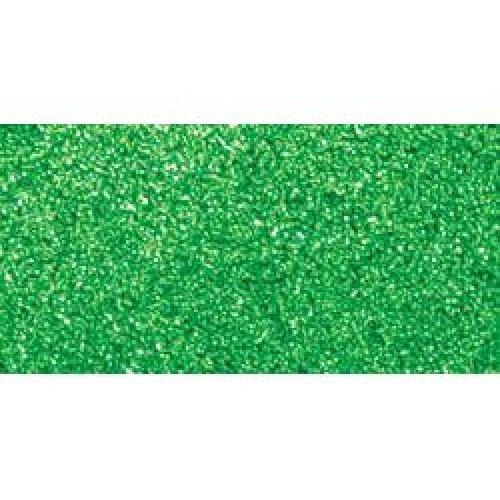 """Kaisercraft Glitter Cardstock 12""""X12""""-Emerald"""