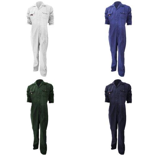 Dickies Redhawk Economy Stud Front Coverall Regular / Mens Workwear