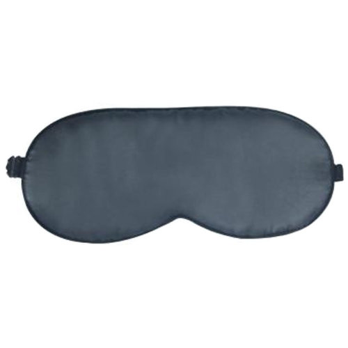 Ultra Lightweight Eye Mask Sleep Mask Eye-shade Eye Cover Silk, Dark Grey