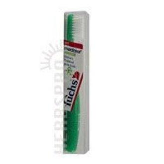 Toothbrush-Medoral Jr Child Soft (Nylon) Fuchs 1 Brush