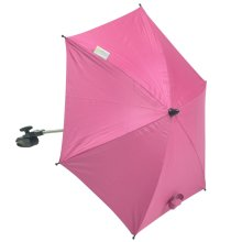 Baby Parasol compatible with Mutsy Easy Rider Hot Pink