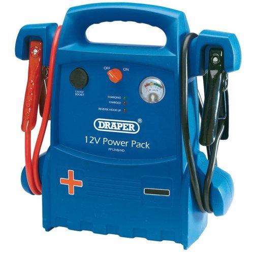 Draper Portable Power Pack/ Car Van Jump Starter