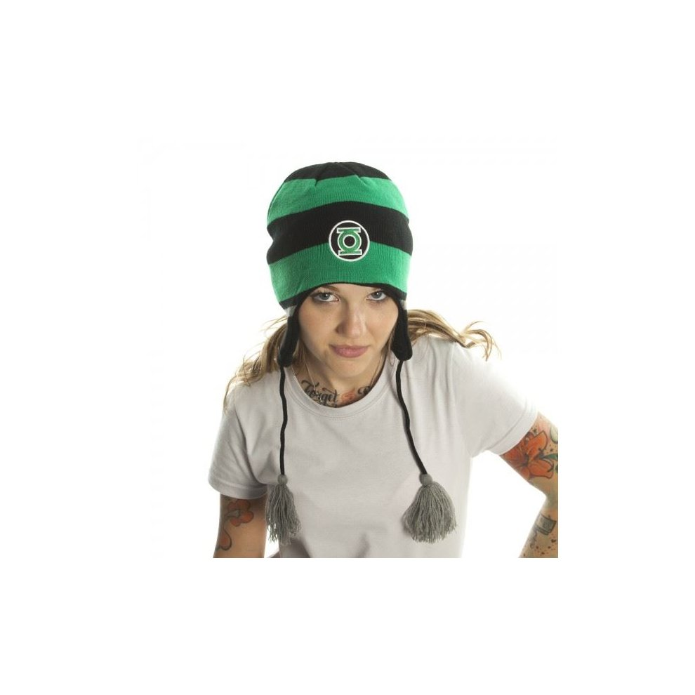 797ee5fe039 DC Comics Green Lantern Laplander Hat on OnBuy
