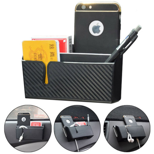 Cars Accessories Phone Organizer Bag - W/ Charging hole Easy to Charge UK
