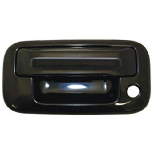 IPCW FLR04BT Ford Explorer Sport Trac 2007 - 2008 LED Tailgate Handle, Black Red LED Smoke Lens