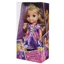 Disney Princess Rapunzel My First Toddler Doll (Multi-Colour)