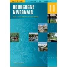 Waterways Guide: Bourgogne Nivernais: Brittany