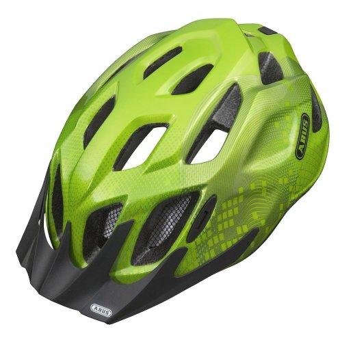 ABUS MountX Children's Cycling Helmet - Green, S